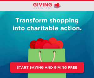 Use Giving Assistant to save money and support Bible Believers Fellowship Inc.