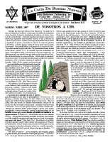 March/April 1997 newsletter in Spanish
